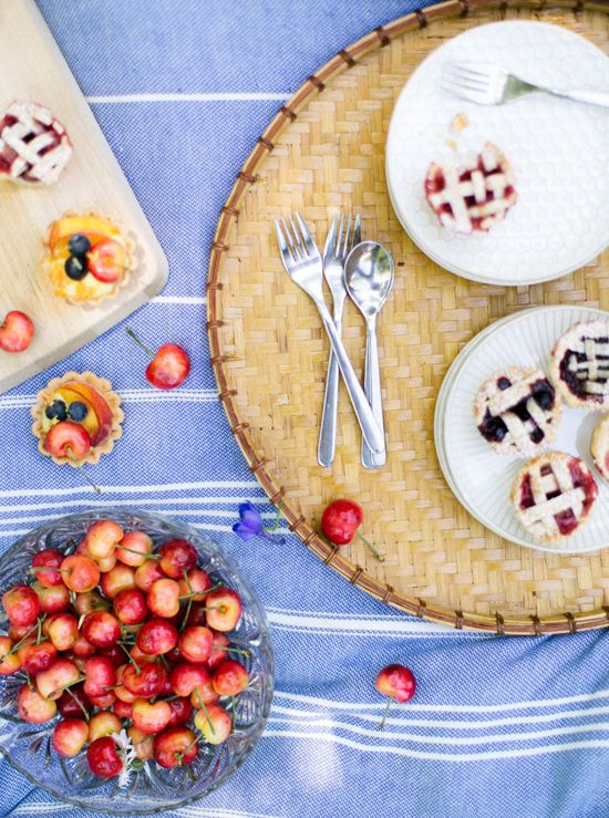 fourth of july picnic | designlovefest