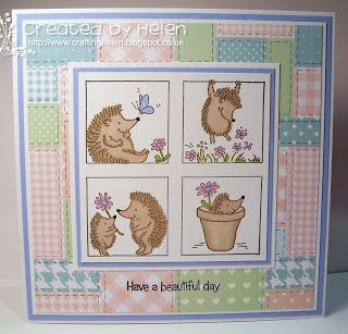 Using 'Hedgehogs in Squares'
