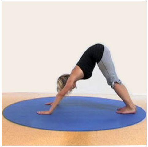 workouts for men  round yoga mat advanced yoga