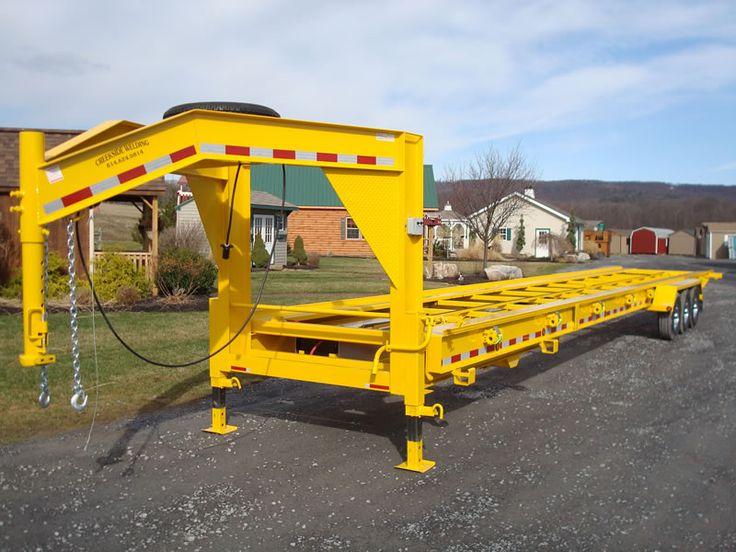 Car Gooseneck  Deck