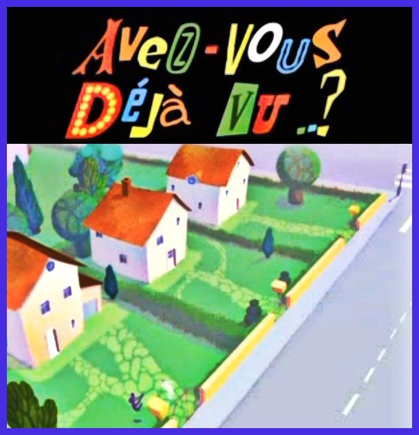 """Assignment 1 This infograph is from a French TV cartoon. It means """"have you ever seen"""". I would like the students to continue the story in French. Each student , turn by turn would add a sentence making sense with the other students' sentences.  I did it when I taught in France. It could start with any sentence, image or excerpt from a book.  It encourages the students to talk, to listen, to be creative and it reinforces a sense of community."""