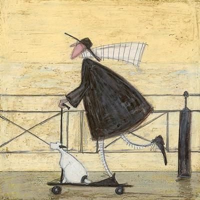 """Born to be Wild"" - Sam Toft"