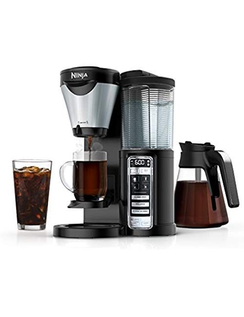 Ninja 3 Brew Hot And Iced Coffee Maker With Auto Iq 24 Hour Delay
