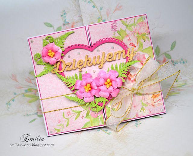 Podziękowanie dla nauczyciela od uczniów/Kartka dla nauczyciela/Card for teacher