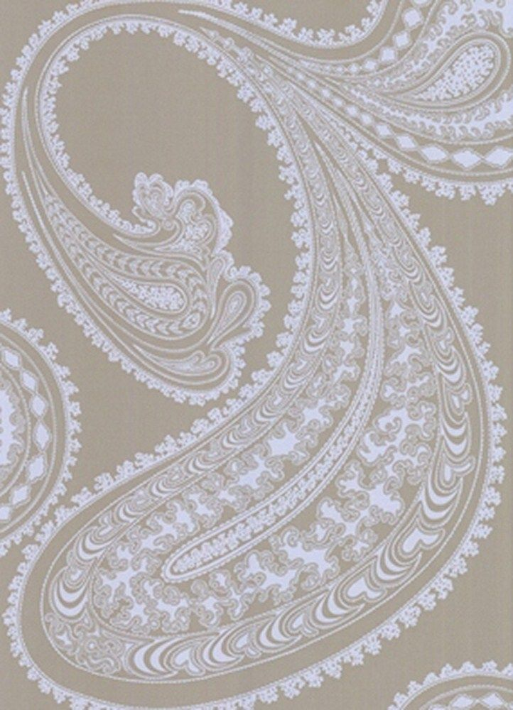 24 best images about paisley wallpaper on pinterest for Paisley wallpaper