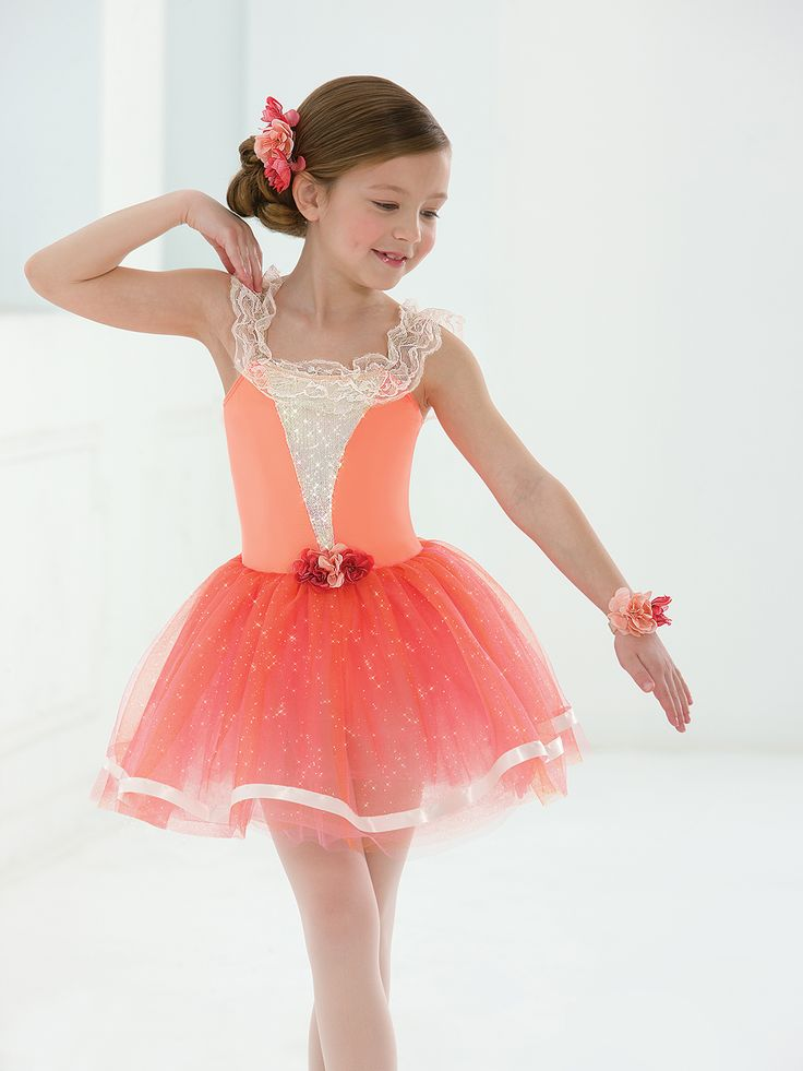 ORANGE  | Revolution Dancewear