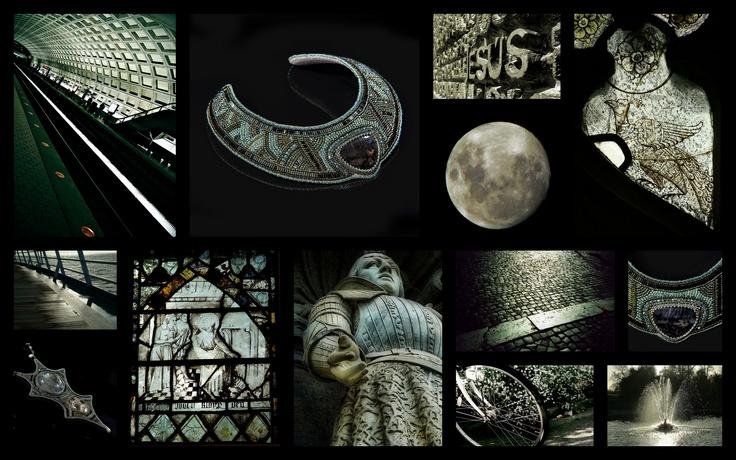 Fashion Jewellery by Yulia Logvinova. 41
