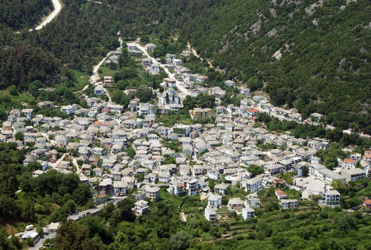 Panagia village