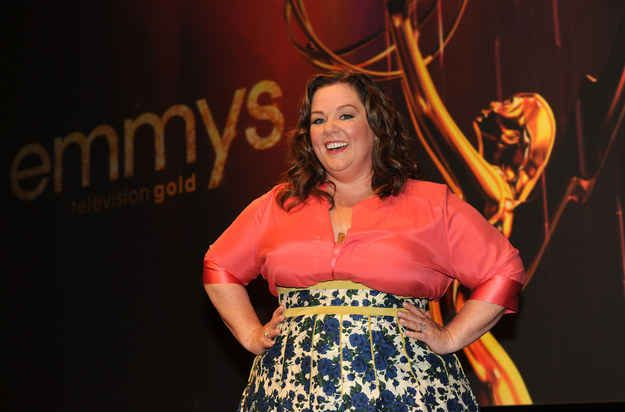 11. Melissa McCarthy, actress/producer   51 Seriously Badass Ladies Who Will Make You Proud To Be A Woman