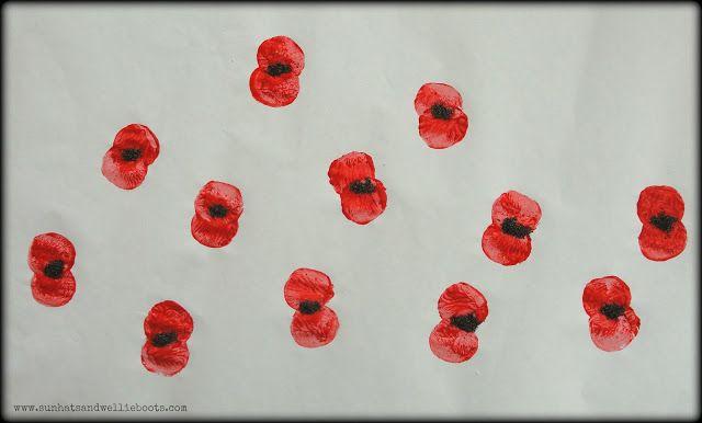 Remembrance Poppy Prints