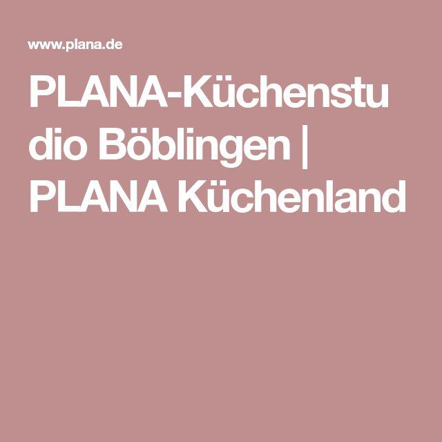 PLANA-Küchenstudio Böblingen | PLANA Küchenland