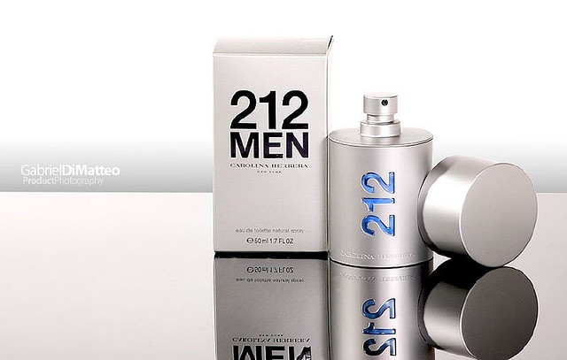 Product Photography 212 men