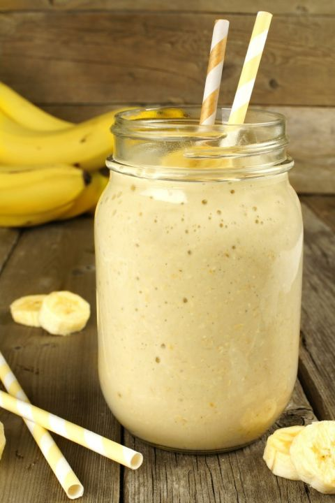 10 Lactation Recipes for Breastfeeding Moms That Give Milk And Cookies a Whole New Meaning: Oatmeal Banana Smoothie: Is this oatmeal, banana, peanut buttery goodness built for breakfast or dessert? We say both. Get the recipe at Fab Haute Mama.
