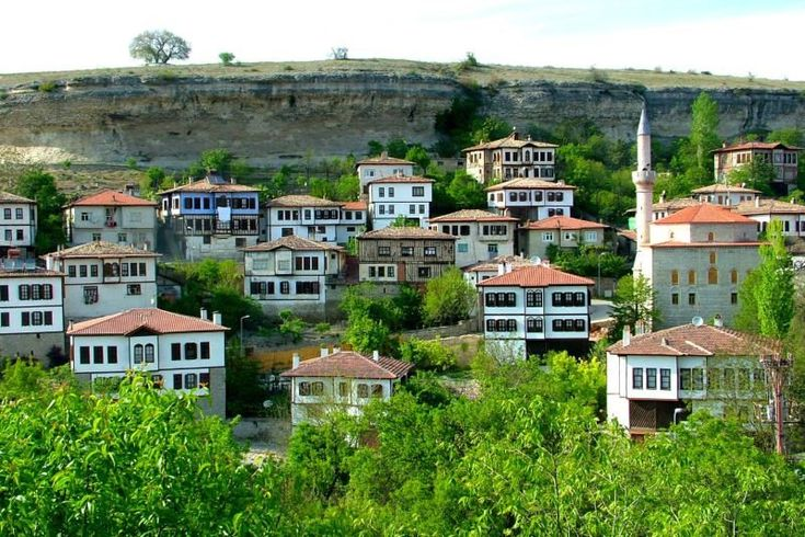الآثار العثمانية في بلدة صفران بولو