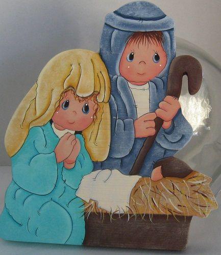 #nativity #tolepainted