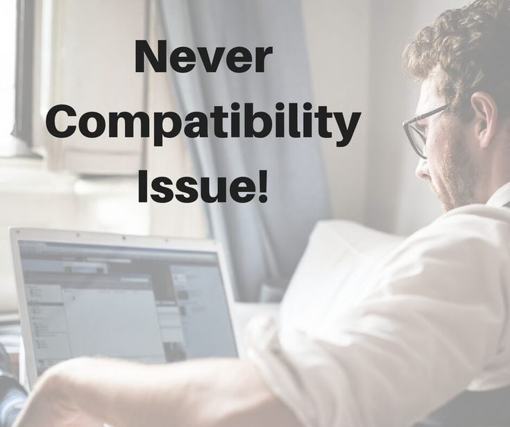 If you #HirePHPdevelopers, the one complaint you'll never have is that of incompatibility.  #php #compatible #scripting #languages