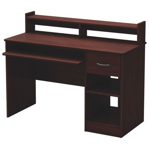 South Shore Axess Desk (7246076) - Royal Cherry #SetMeUpBBY nice							 							 							- Online Only