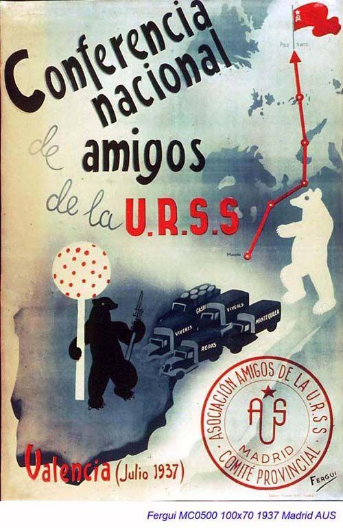 Spain - 1937. - GC - postet - autor: Fergui