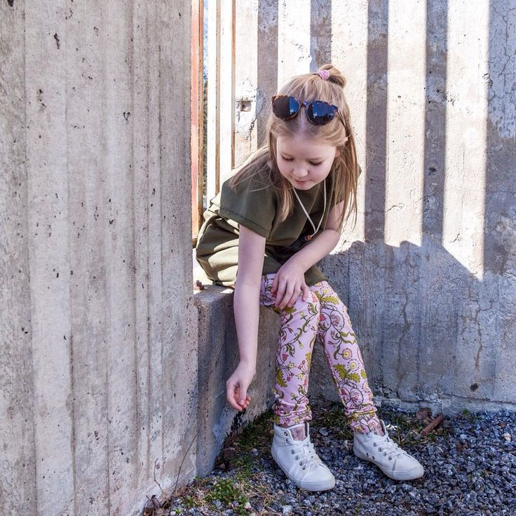 Summertime kids clothing from Pouta.