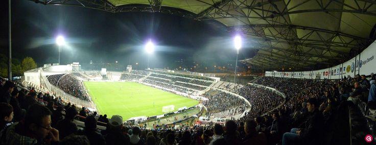 Dolmabahçe Stadı
