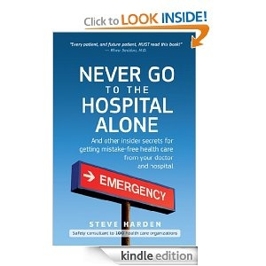 This guy knows his stuff. Harden reveals the inner workings of hospitals in layman's terms to provide a very readable resource for increasing the likelihood of a successful hospital stay and decreasing the possibility of falling victim to systemic shortcomings.  Consistent quality care depends on accountability and transparency - this book is an important step toward achieving both.