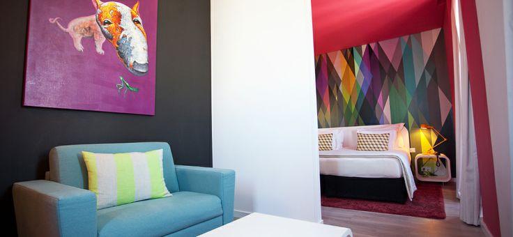Internacional Design Hotel - Hotel Lisboa