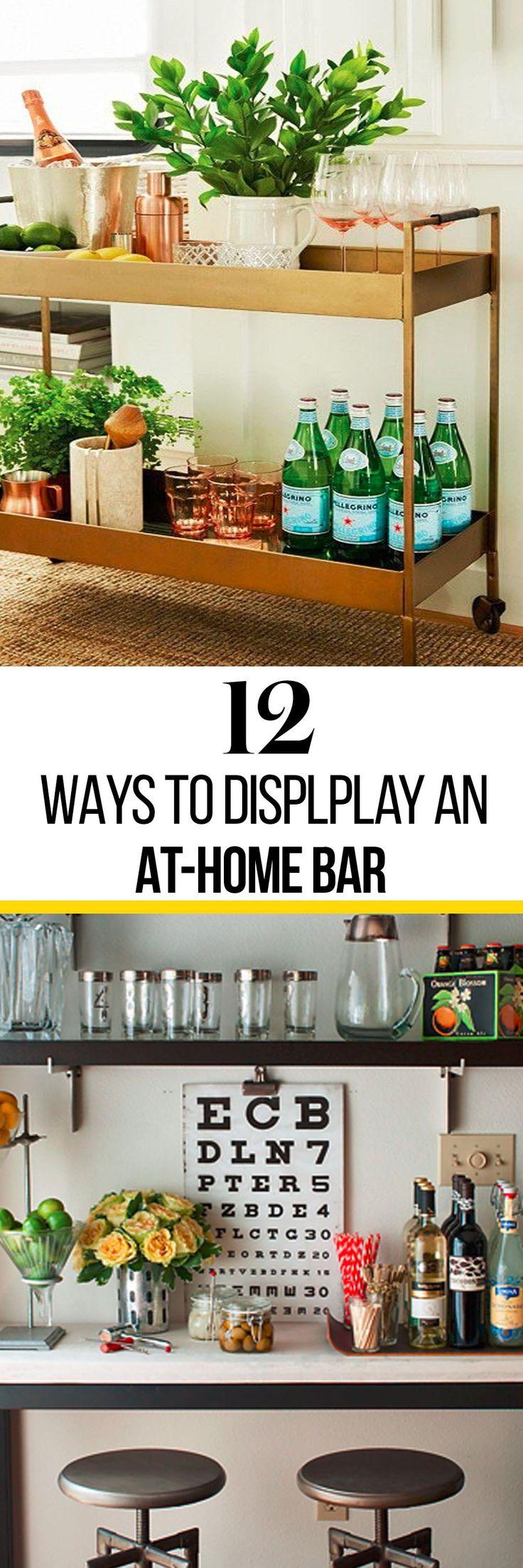 38 besten Hausbar & Drinks Bilder auf Pinterest | Barwagen Dekor ...