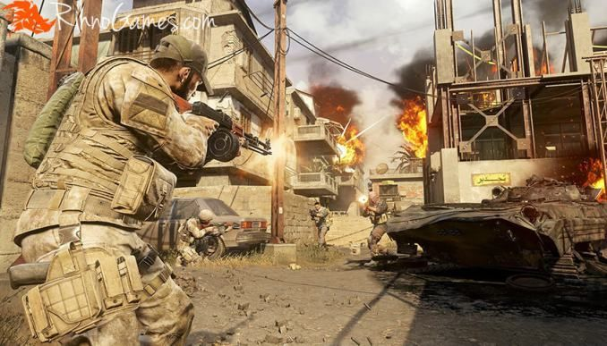 Call of Duty Modern Warfare Remastered Free Download : http://www.rihnogames.com/call-of-duty-modern-warfare-remastered-download-free-pc/