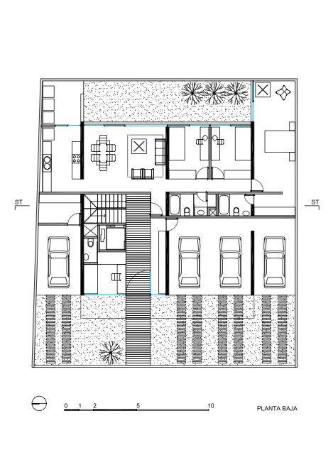 Galeria - Edifício Jacobo / DURAN&HERMIDA arquitectos asociados - 12