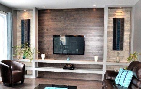 Meuble tv mdf construire interior design pinterest for Laquer un meuble en mdf