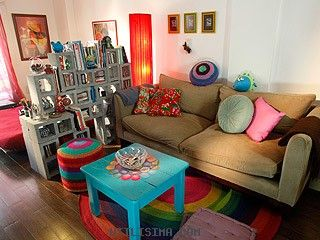 7 best images about grandes ideas espacios chicos on for Utilisima decoracion