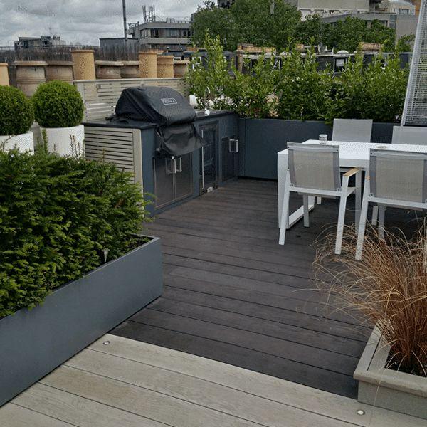 104 best Garden Terrace images on Pinterest Windows, Arquitetura - couler une terrasse en beton