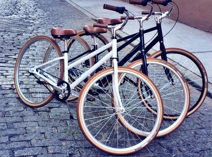 Our Priority Bicycles in all colors, sizes, and frames