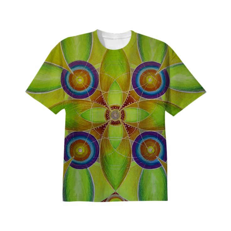 Mandala T-shirt from Print All Over Me