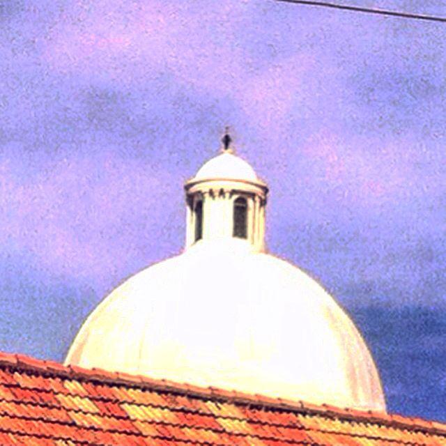 veo_veo, vista posterior de la Catedral de Maracaibo, con fe anterior.