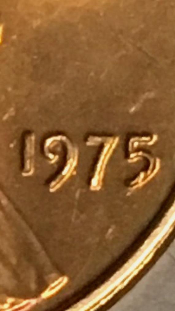 1975 LINCOLN CENT choice to GEM BU