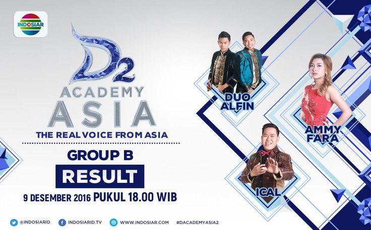 Review Konser DAcademy Asia 2 Grup B Top 9 Kamis 8 Desember 2016 --> http://dangdutberisik.com/review-konser-dacademy-asia-2-grup-b-top-9-kamis-8-desember-2016.html | DangdutBerisik.com #dangdut #rizkiridho #biduan #koplo #tarling #ayutingting #juliaperez D'Academy 3 #DA3 D'Academy Asia