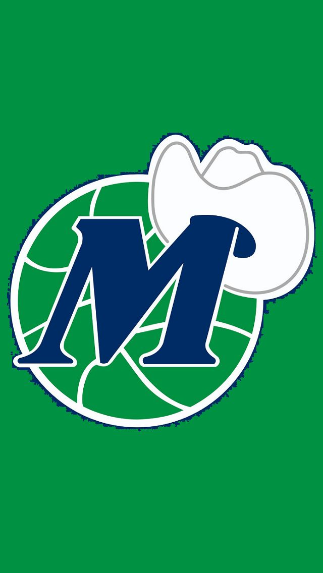 The Dallas Mavericks logo I remember!