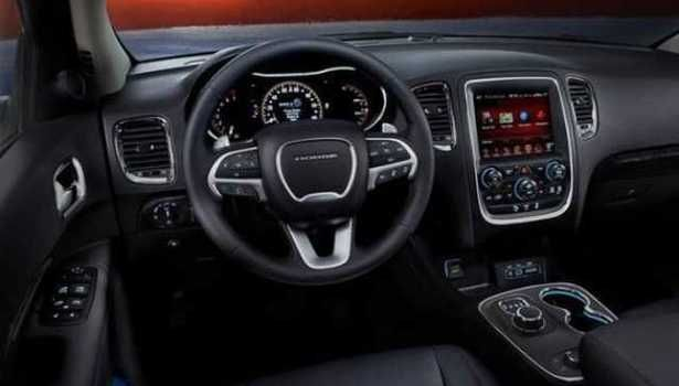 2016 Dodge Dakota - interior