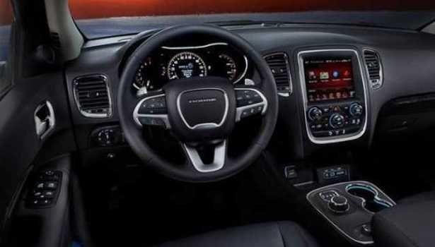 2016 Dodge Dakota - interior