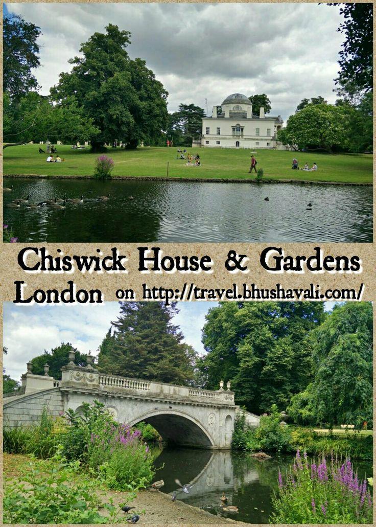 A simple palace or a palatial home... #travelblog #photoblog #travelblogger #ttop #VisitLondon #VisitEngland #LoveGreatBritain #Heritage #History #EnglishHeritage #ChiswickHouse