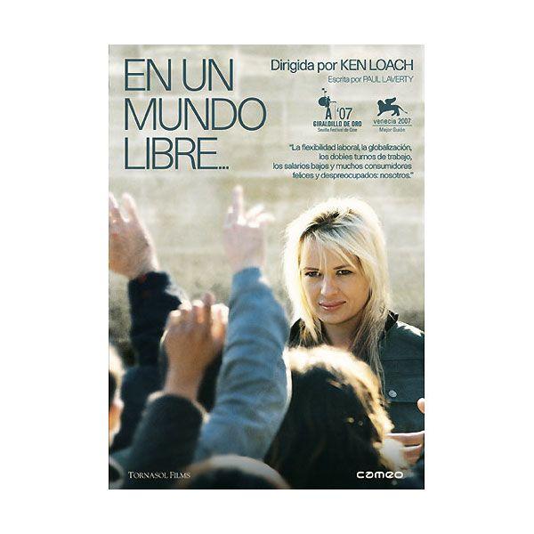 En un mundo libre [Video (DVD)] / dirigida por Ken Loach.   Cameo Media, 2008