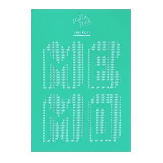 Molla Mills Virkkuri Memo (Hækle notesbog)