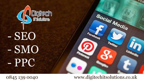 Are you looking for an #SEO Company to take your business to the next level, not only for your short term #marketing goals but your long term goals as well?Then Contact Digitech IT Solutions Now at  www.digitechitsolutions.co.uk