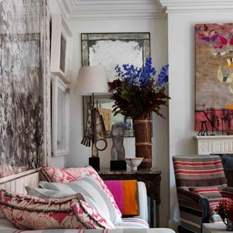 Boutique hotel queen Kit Kemp releases her first interiors book