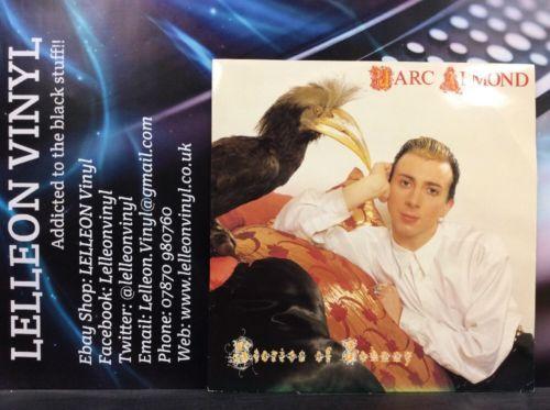 "Marc Almond Stories Of Johnny 12"" Single Vinyl BONKI-12 Pop 80's Music:Records:12'' Singles:Pop:1980s"