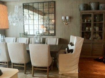 Elegant Rustic Dining Room dining-room