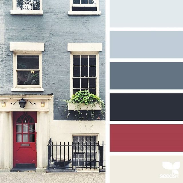 today's inspiration image for { color view } is by @djmight ... thank you, Elena, for another fantastic #SeedsColor image share!