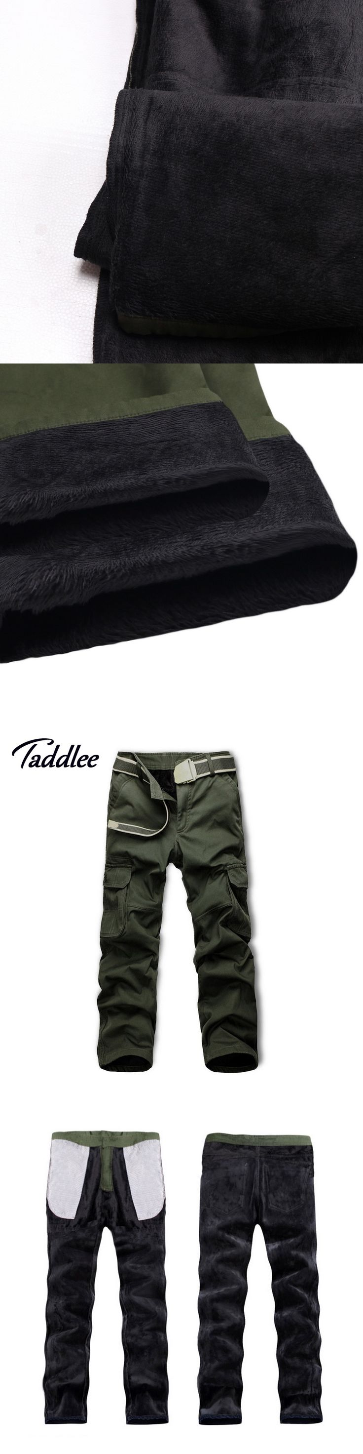 Man Multi-pocket Casual Cotton Long Military Pants Male Men Work Cargo Overalls Loose Camouflage Pants Leisure Straight Trousers