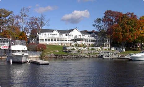 Ontario Resorts Vacations, Romantic Couples Getaways, Conferences & Weddings – Viamede Resort Kawartha Ontario